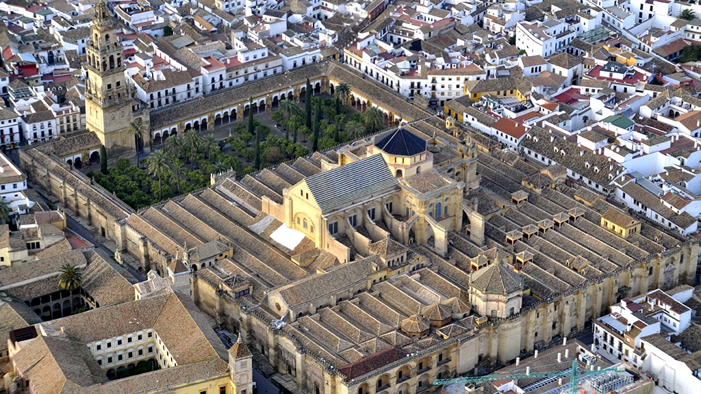 A route across the history of Cordoba's Mosque-Cathedral1