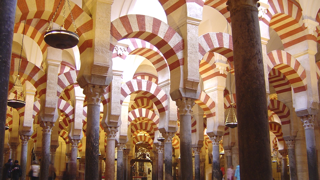 A route across the history of Cordoba's Mosque-Cathedral3