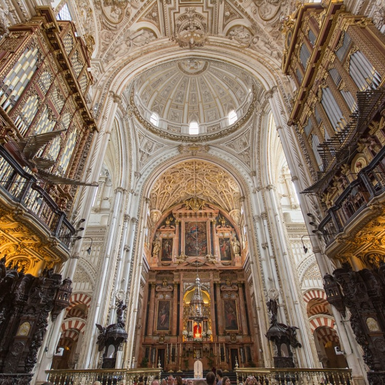 A route across the history of Cordoba's Mosque-Cathedral5