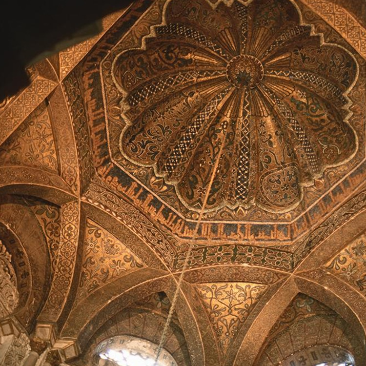 A route across the history of Cordoba's Mosque-Cathedral5b