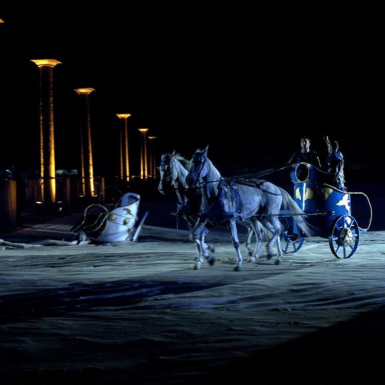 Festival_Cartagena_Spain_Inside_Roman_Circus