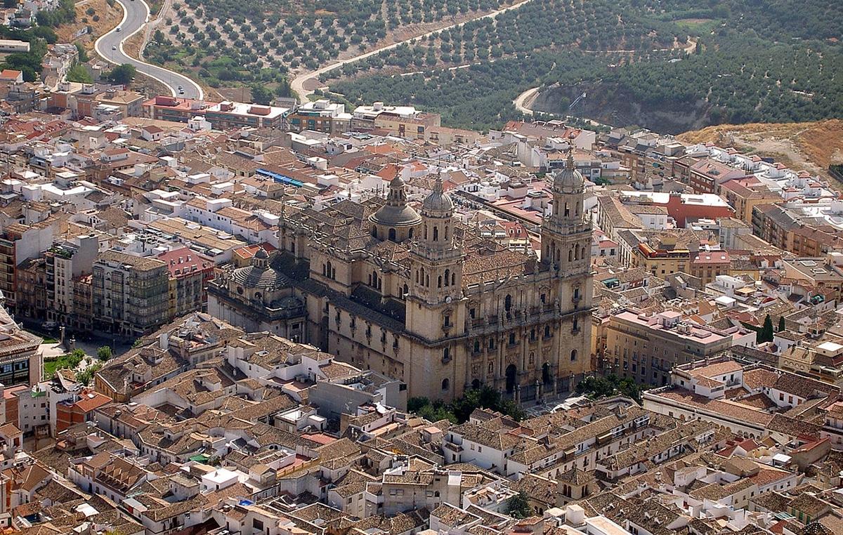 Old_City_Jaen_SpainInside